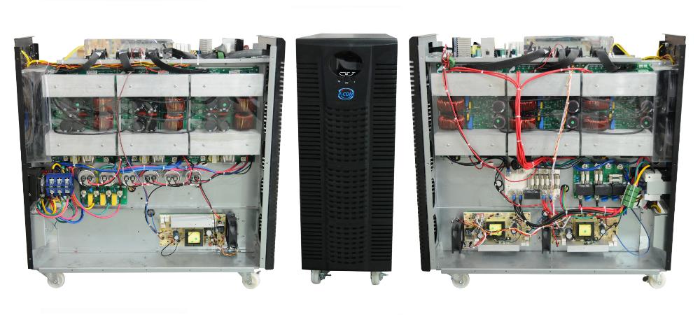 Изображение ИБП Р-Сом Multi-Pro D2033 бестрансофрматорного