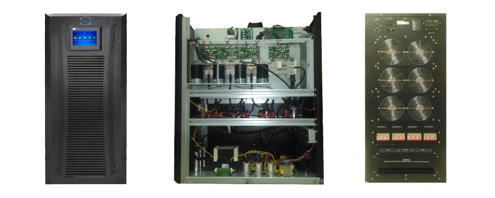 Изображение ИБП P-Com Multi-Pro D6033 60 кВА