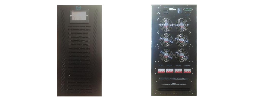 Изображение ИБП P-Com Multi-Pro D8033 80 кВА