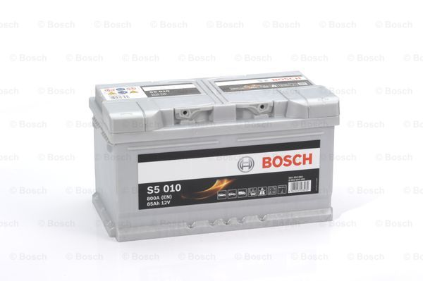 АКБ BOSCH S5 AGM (S6) 570 901 076 S5A 080